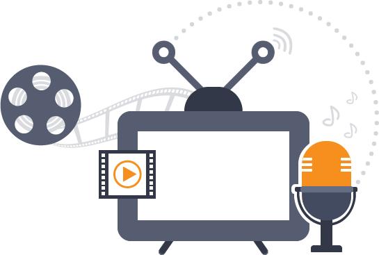 Incluid video digital + audio & Addressable TV donde sea necesario